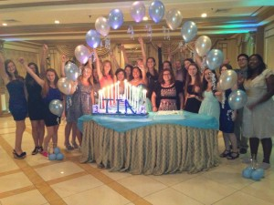 Another sucessful Sweet 16 party!