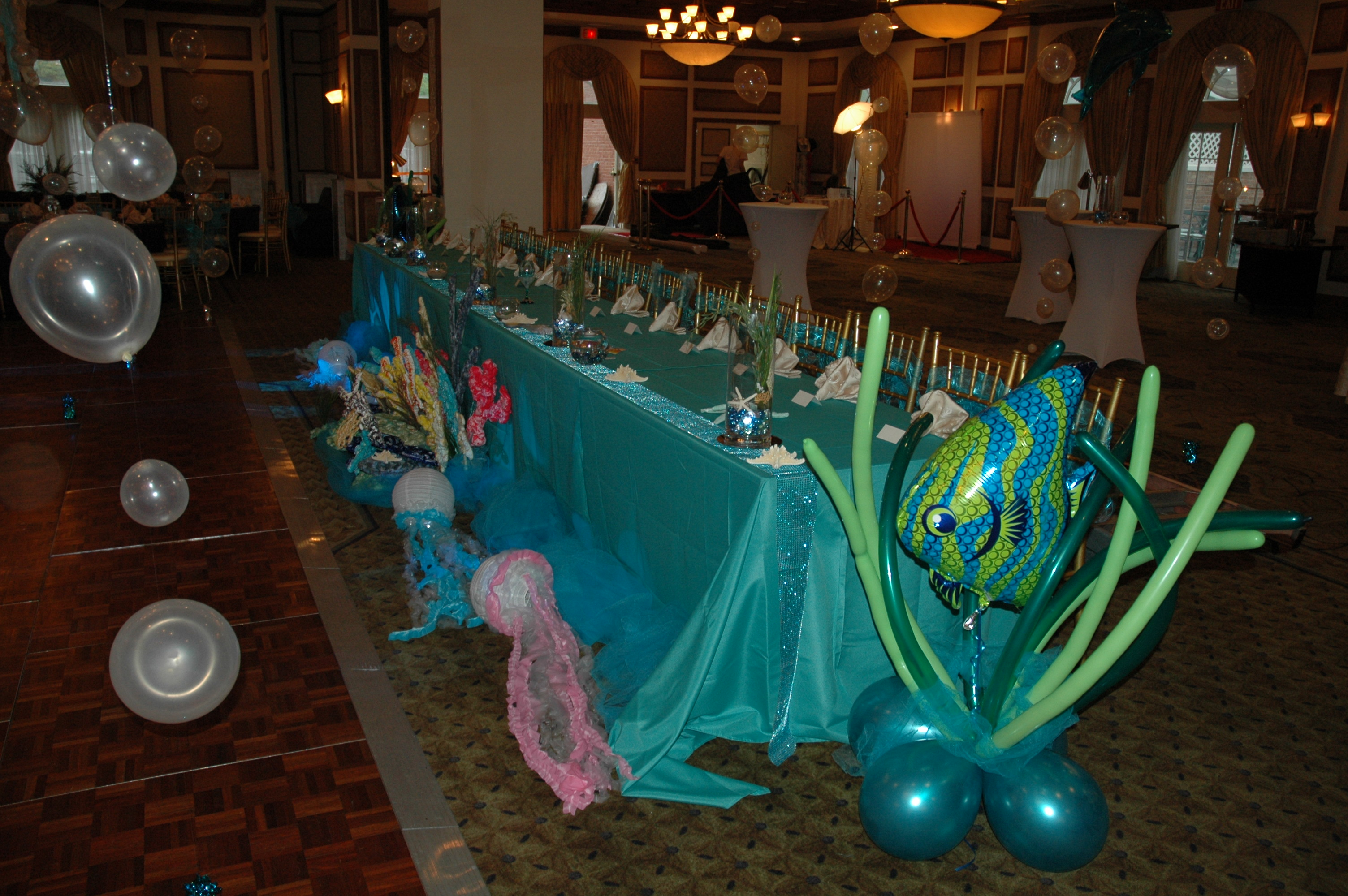 Jessica's Sweet 16 @ The Hamlet Country Club Commack NY